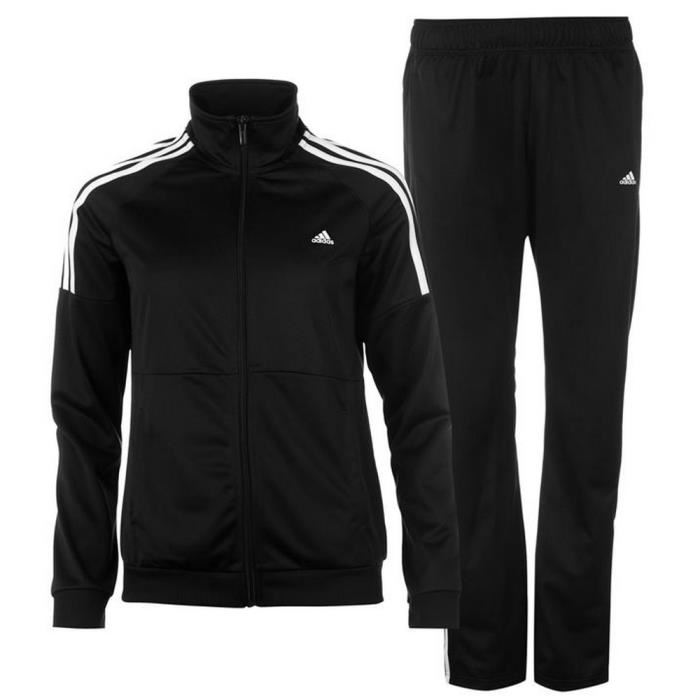 jogging femme noir adidas